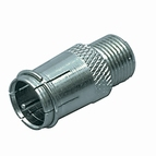 FC 027 / F-connector - F-connector kontra